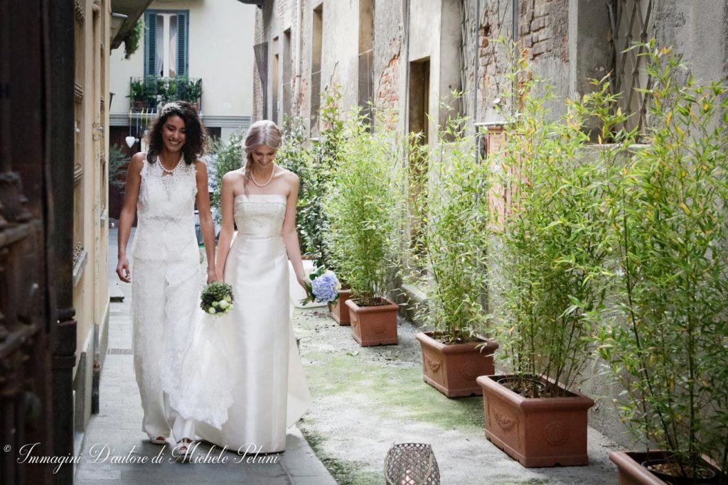 """Gli """"Abiti da sposa Piemonte"""" più belli"""